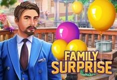Игра Семейный сюрприз