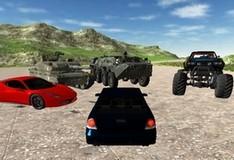 Игра Симулятор транспортного средства