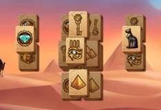 Игра Маджонг в пирамидах