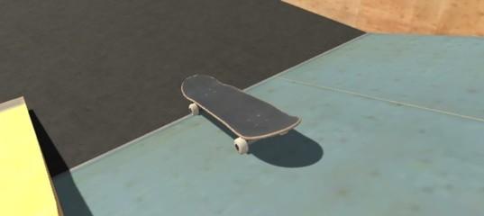 Свайп-скейт 2