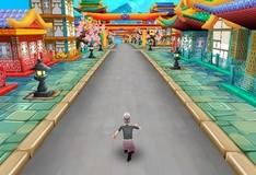 Игра Злобная бабулька в Японии