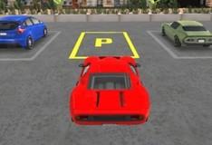 Игра Парковка машины