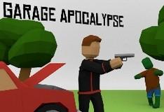 Игра Гаражный апокалипсис