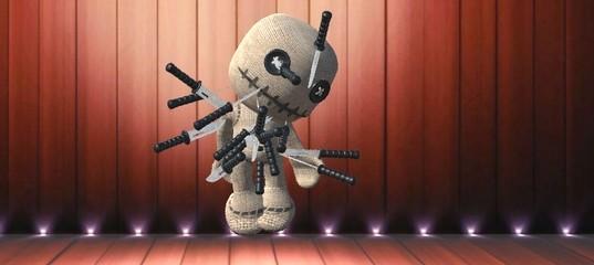 Убийца кукол