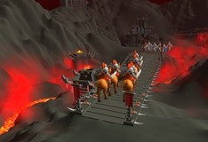 Игра Фэнтезийная битва 3D