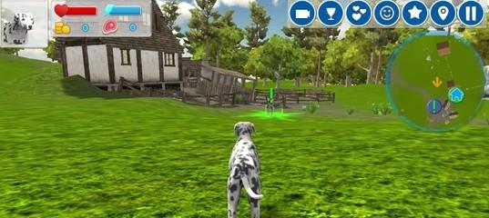 Симулятор собаки 3D