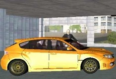 Игра Городское такси 3D