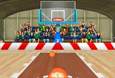 Игра 3D баскетбол