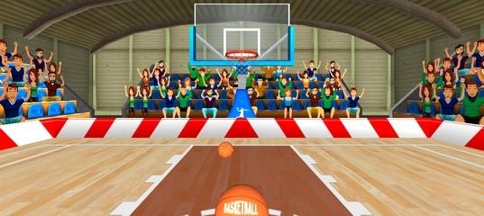 3D баскетбол