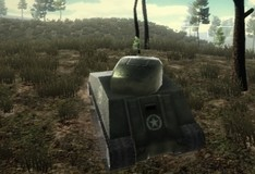 Игра Симулятор танкового боя