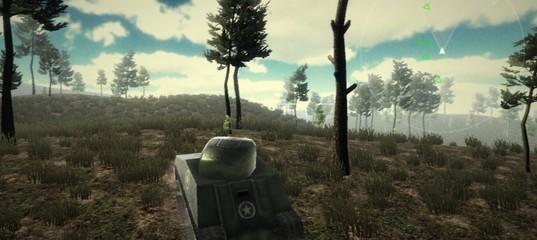 Симулятор танкового боя