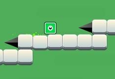 Игра Геометрический рывок куба