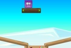 Игра Ледяная фиолетовая голова