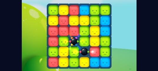 Взрываем кубы