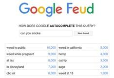 Игра Google Feud