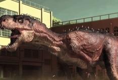 Игра Тираннозавр в Рио