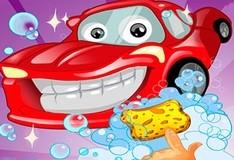 Игра Мытье автомобиля