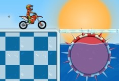 Игра Moto X3M 5: Pool Party