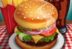 Игра Burger Chef: Cooking Story