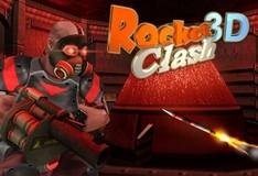 Игра Ракетное столкновение 3D
