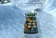 Игра Доставка грузов по бездорожью