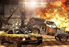 Игра Мегастолкновение автомобилей