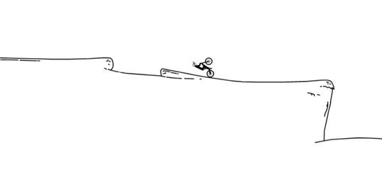 Прыжки вольного гонщика