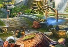 Игра Сад волшебных шепотов