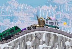 Игра Гонки по холмам 3