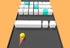 Игра Прыгающий шар 3D