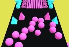 Игра Цветной удар 3D