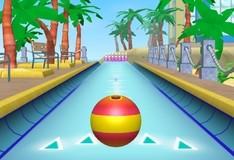 Игра Пляжный боулинг 3D