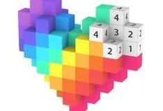 Игра Пиксель-арт 3D