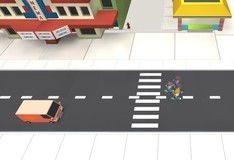Игра Jaywalking Legends