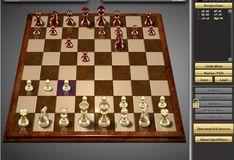 Игра Шахматы 3D