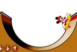 Играть бесплатно в Микки Маус на скейте