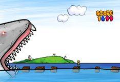Игра Игра Паранормальная Деятельность Акулы
