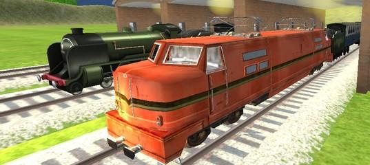Симулятор русского поезда