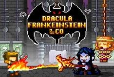 Игра Дракула, Франкенштейн и компания