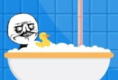 Игра Добраться до туалета