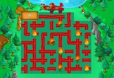 Игра Водопроводчик-пожарный