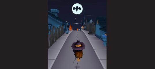 Хеллоуиновский раннер
