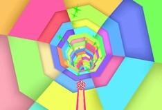Игра Цветной тоннель 2