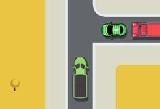 Игра Поворот на дорогу
