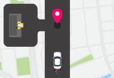 Игра Водим такси