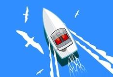 Игра Покатушки на лодке