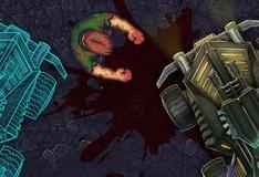 Игра Зомби-дрифт