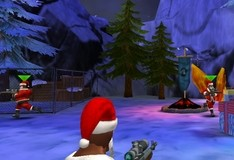 Игра Зимнее столкновение 3D