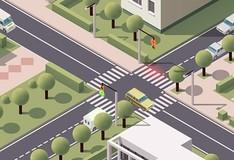 Игра Управляем трафиком