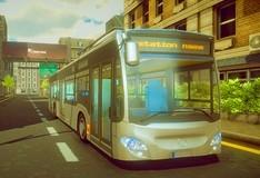 Игра Водитель автобуса